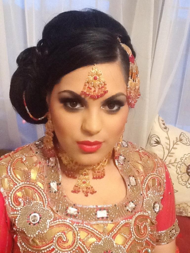 Hindu Bridal Makeup Bridal